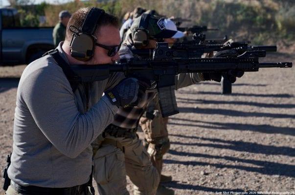 Defensive Carbine Ops I