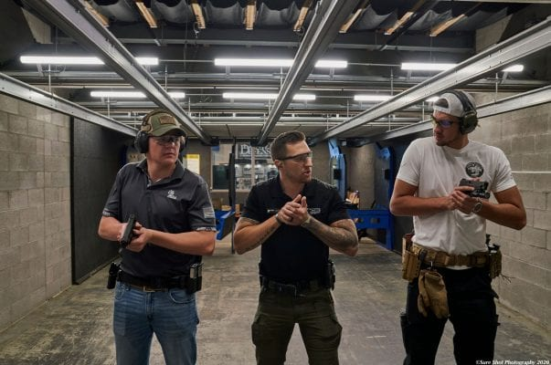 Group Private Shooting Scottsdale | P300
