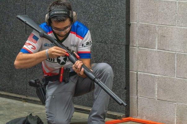 Shotgun Shooting C2 Tactical