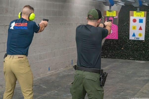 Friends Shooting | Tempe & Scottsdale Gun Range