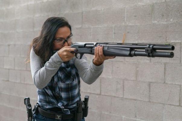 Intermediate Shotgun Shooting | C2 Tactical