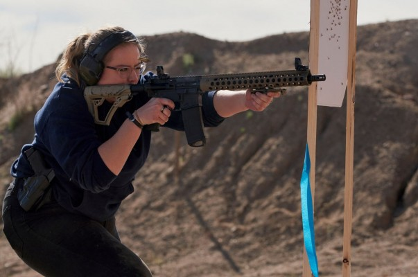 Carbine Shooting Outdoor | C2 Tactical