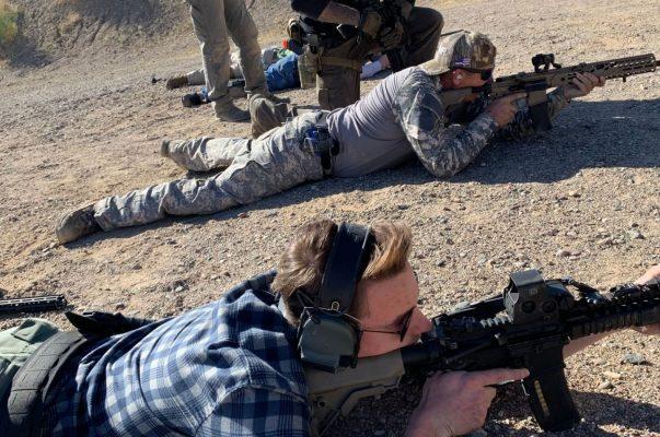 Carbine Shooting | Advanced Rifle Training