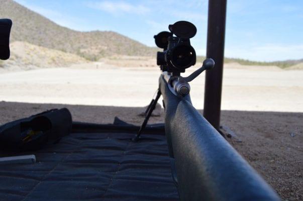 Long Range Shooting C2 Tactical
